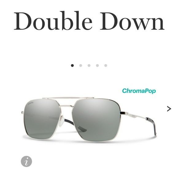 SMITH Other - Flash sale Nwt SMITH Double down sunglasses